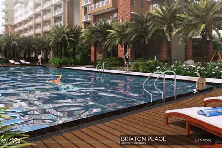DMCI Homes Lap Pool
