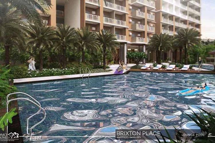 DMCI Homes Louge Pool