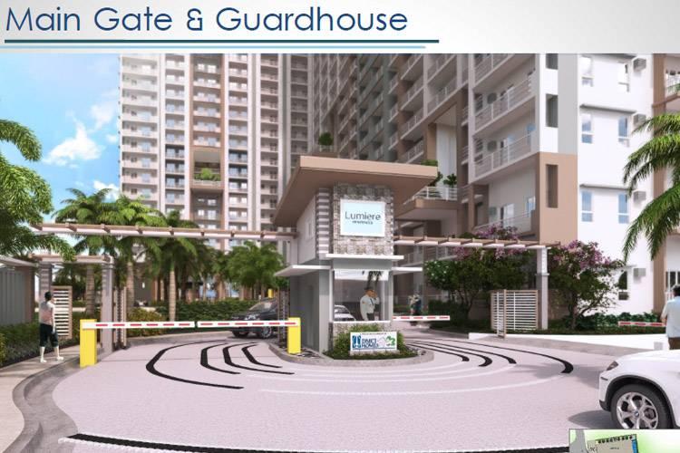 DMCI Homes Main Gate