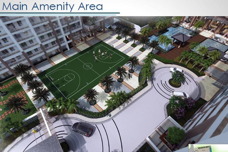 DMCI Homes Main Ammenity Area