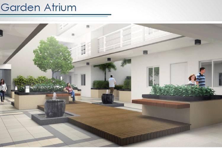 DMCI Homes Garden Atrium