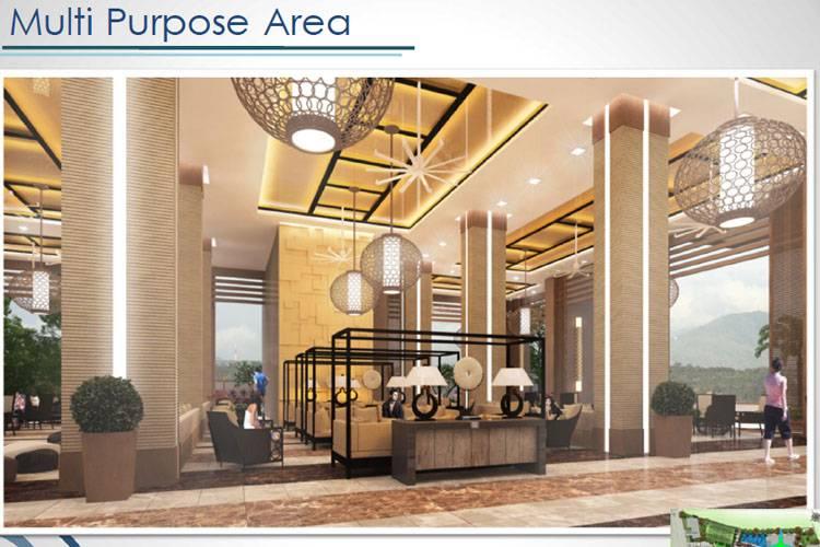 DMCI Homes Multi Purpose Area