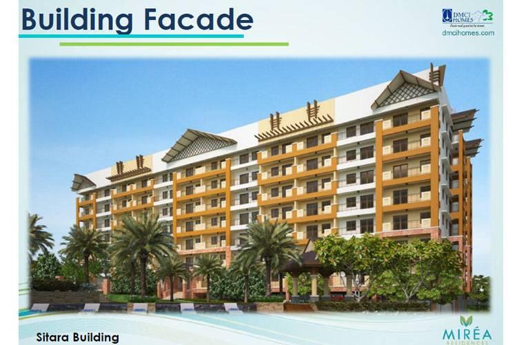 DMCI Homes Building Facade