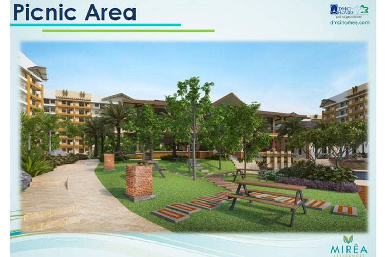 DMCI Homes Picnic Area