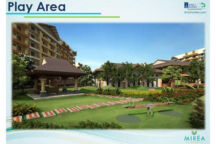 DMCI Homes Play Area