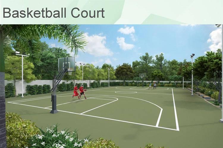 DMCI Homes Basketball Court