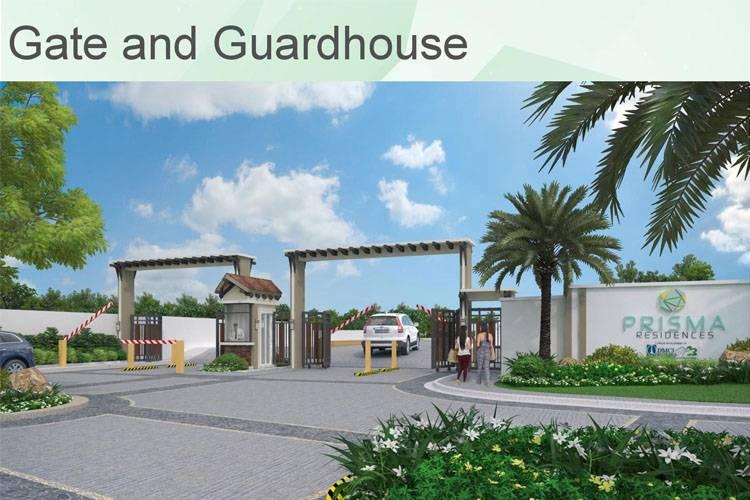 DMCI Homes Gate Entrance