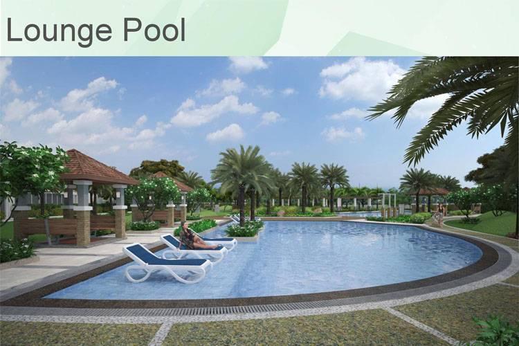 DMCI Homes Lounge Pool