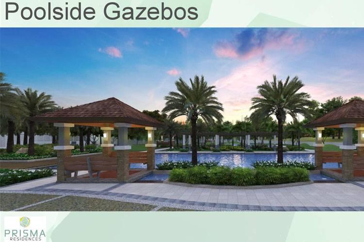 DMCI Homes Poolside Gazebos