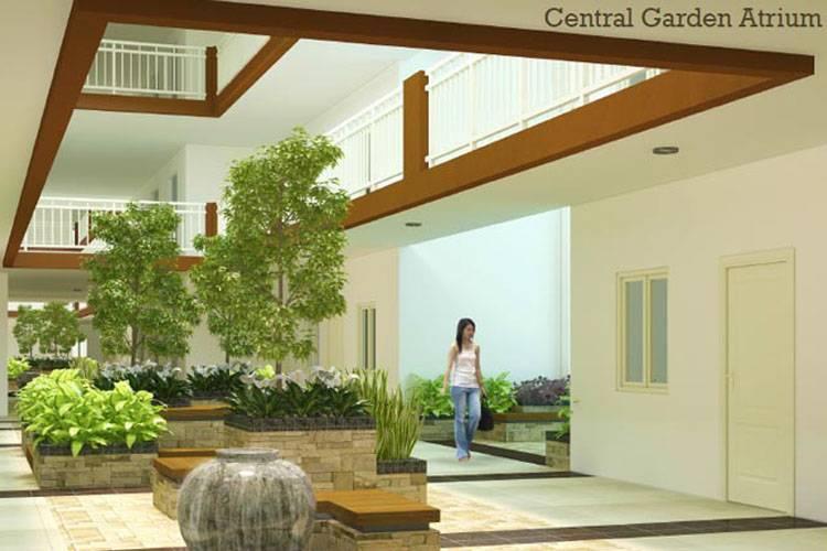 DMCI Homes Central Atrium