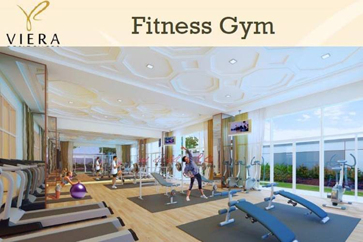 DMCI Homes Fitness Gym