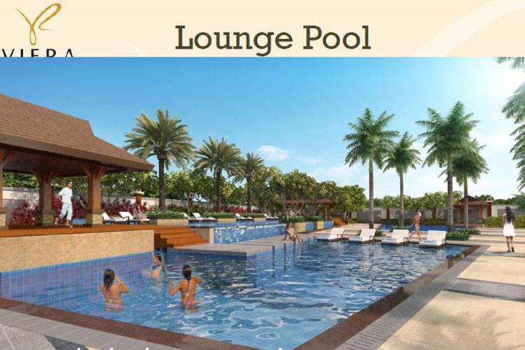 DMCI Homes Lounge Pool