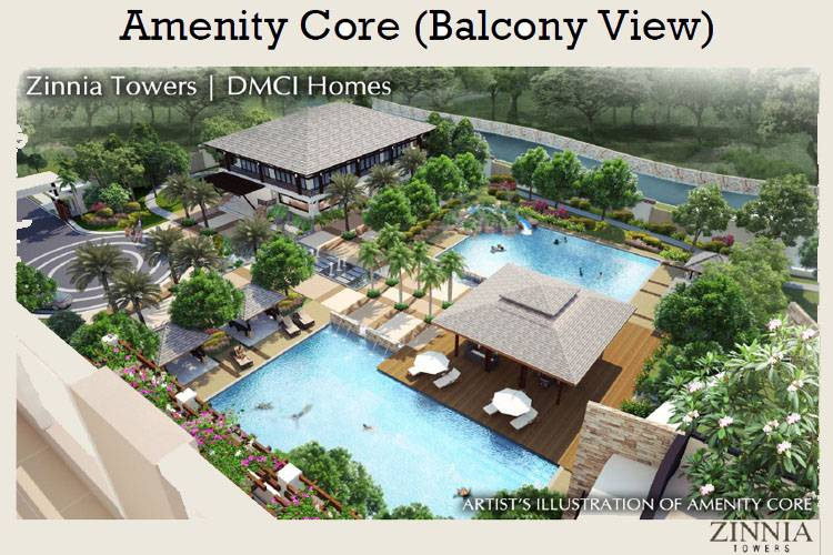 DMCI Homes Ammenity Core