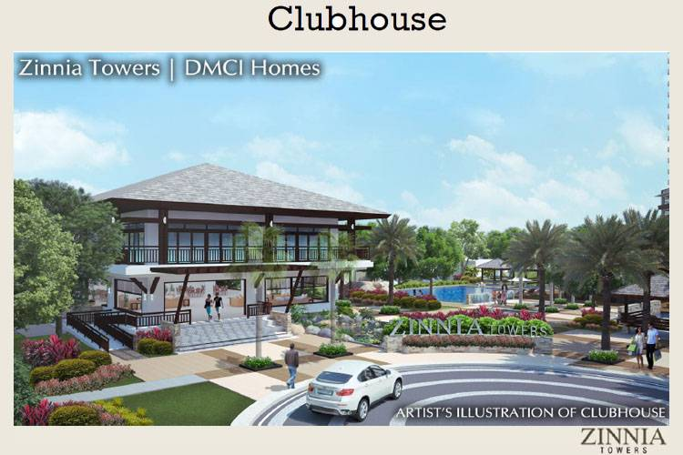 DMCI Homes Clubhouse