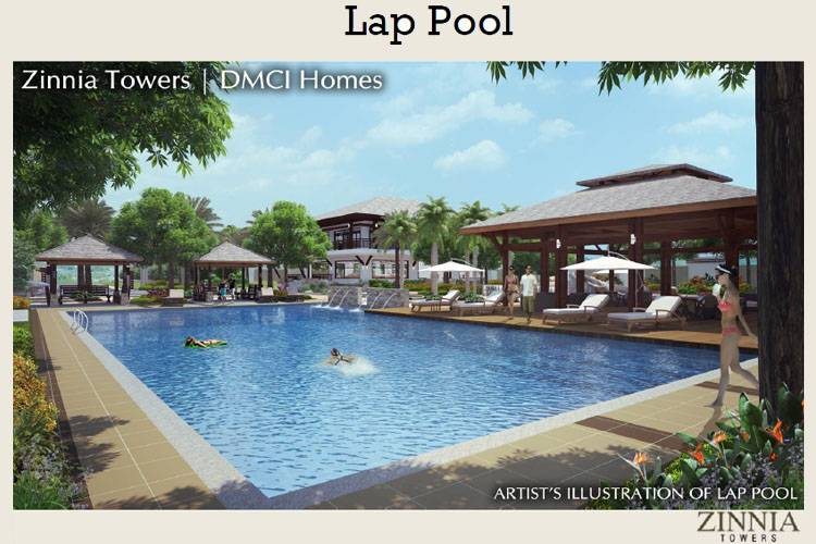 DMCI Homes Lap Pool