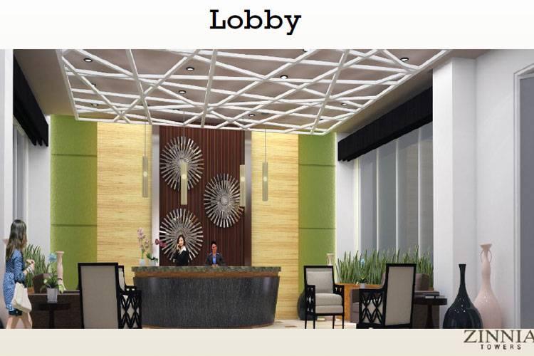 DMCI Homes Lobby
