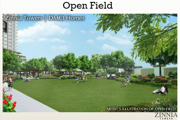 DMCI Homes Open Field
