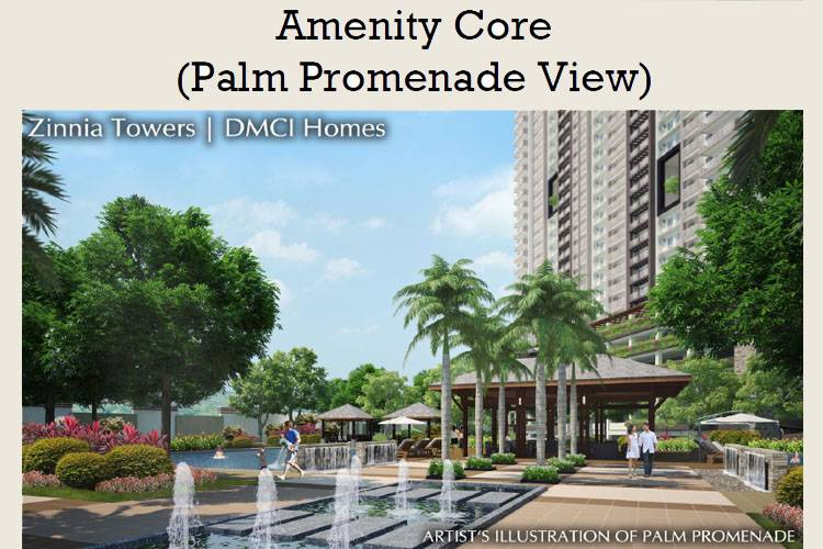 DMCI Homes Palm Promenade